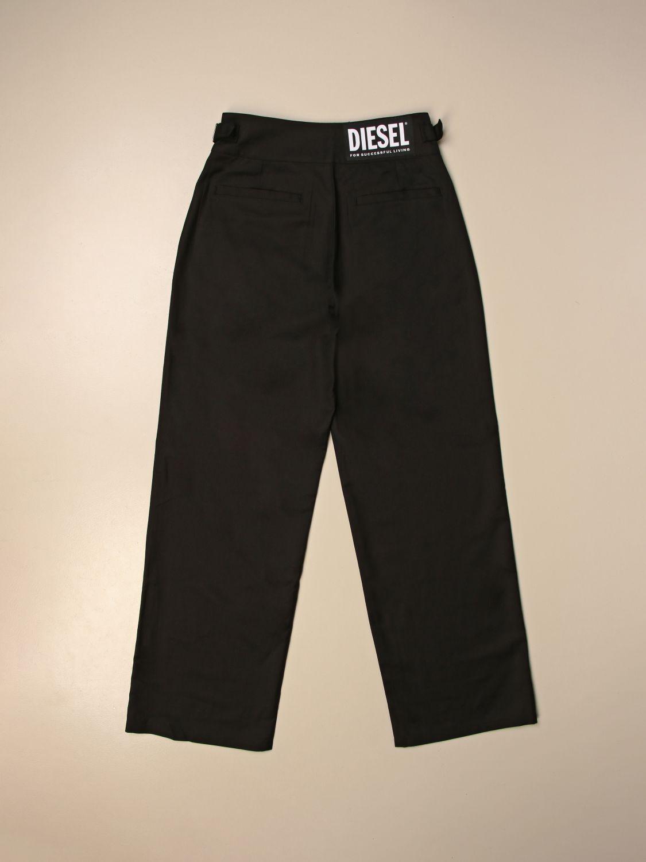 Pantalón Diesel: Pantalón niños Diesel negro 2