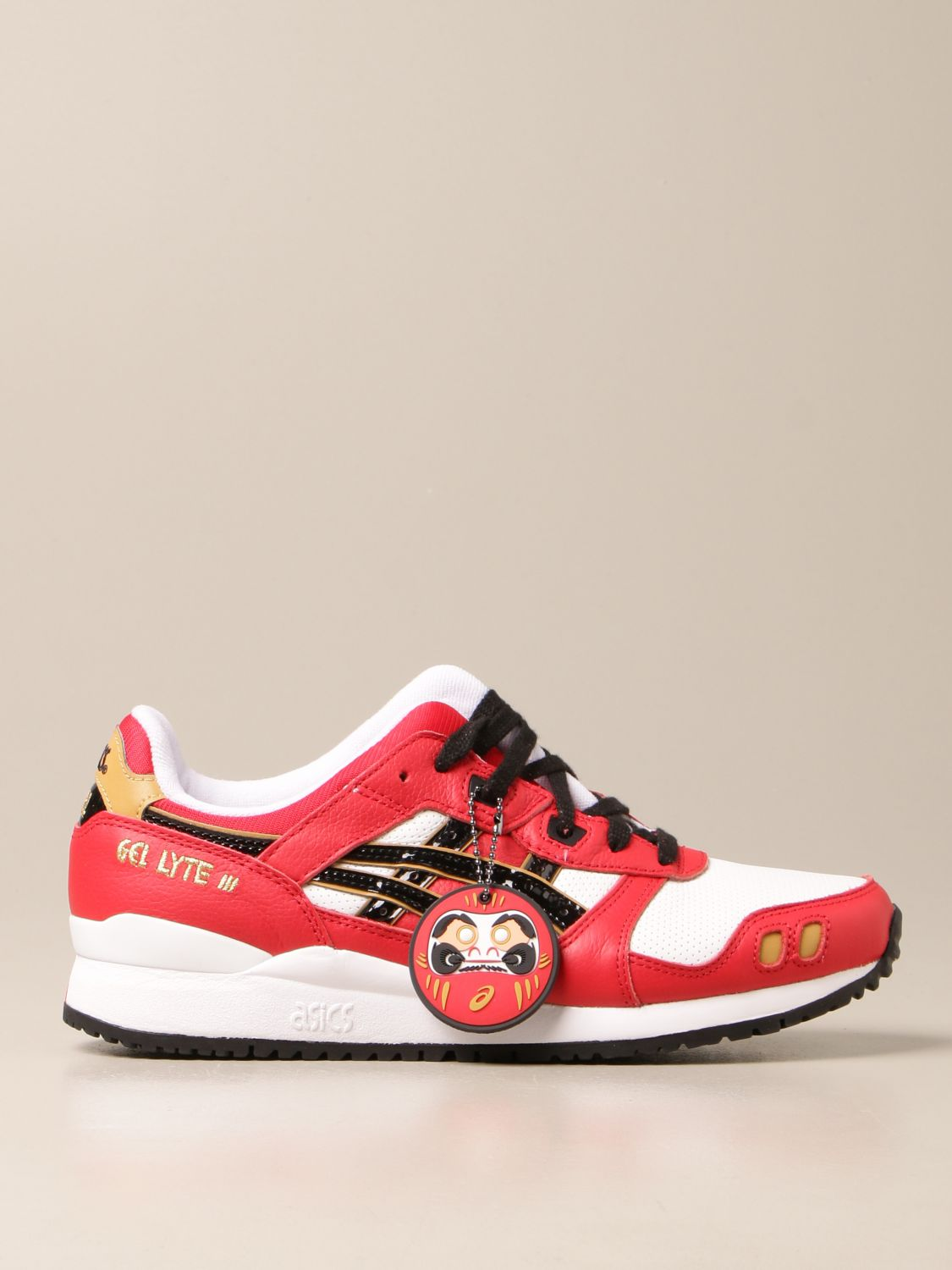 Trainers Asics: Trainers men Asics red 1