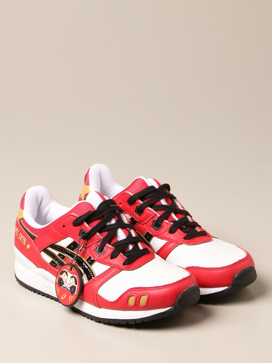 Trainers Asics: Trainers men Asics red 2