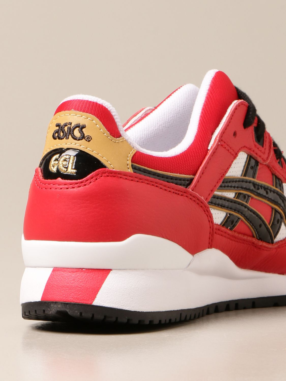 Trainers Asics: Trainers men Asics red 3