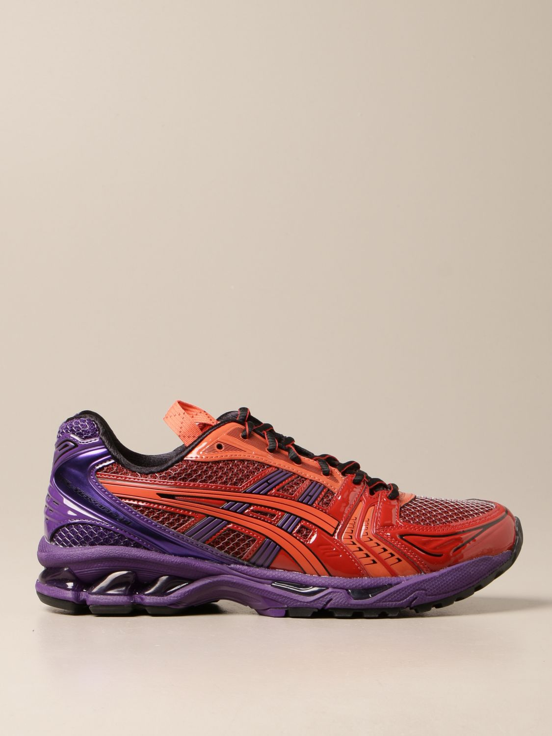 Trainers Asics: Trainers men Asics violet 1