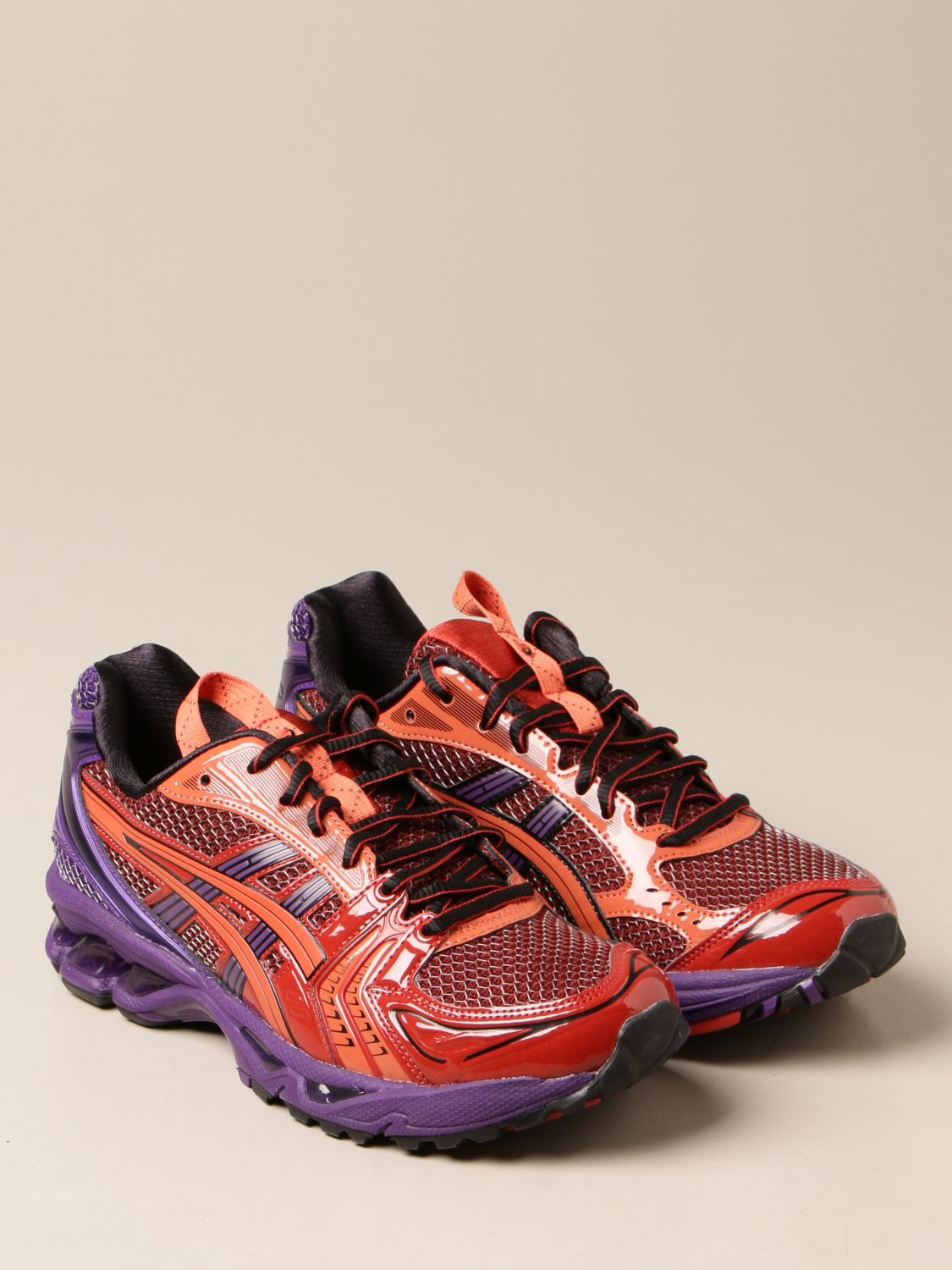 Trainers Asics: Trainers men Asics violet 2