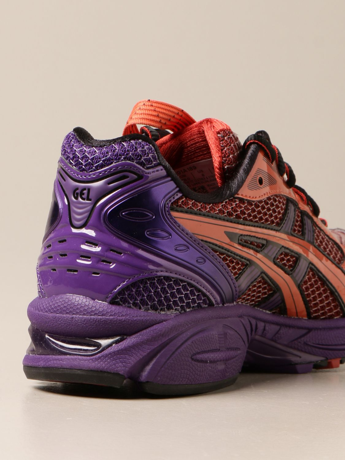 Trainers Asics: Trainers men Asics violet 3