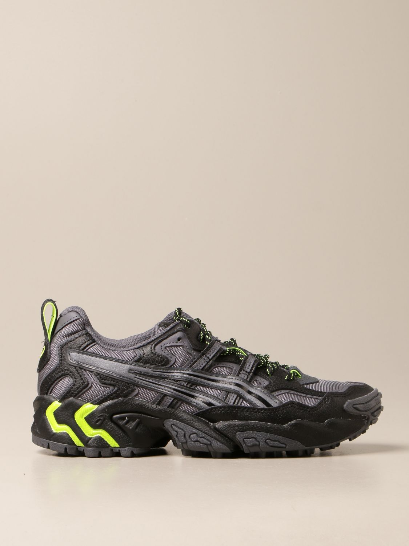 Sneakers Asics: Sneakers Gel-Nandi Asics in tessuto e pelle sintetica nero 1