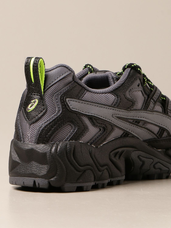 Sneakers Asics: Sneakers Gel-Nandi Asics in tessuto e pelle sintetica nero 3