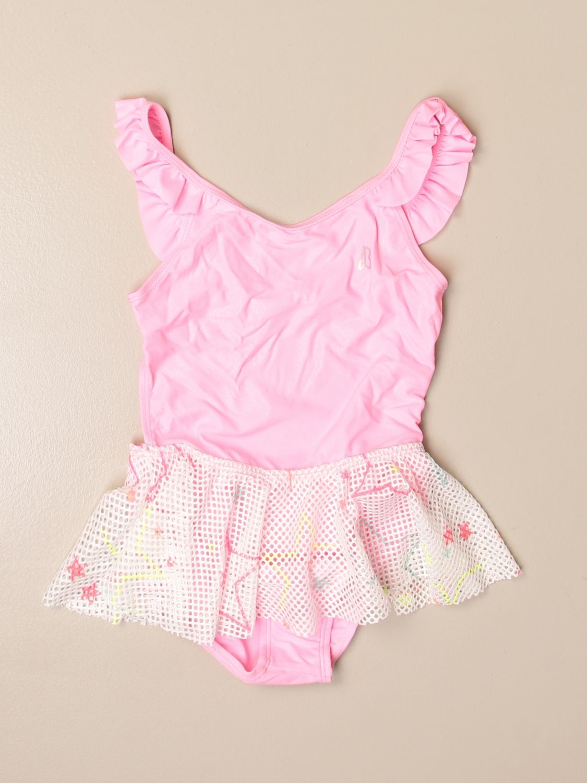 Bañador Billieblush: Bañador niños Billieblush rosa 1