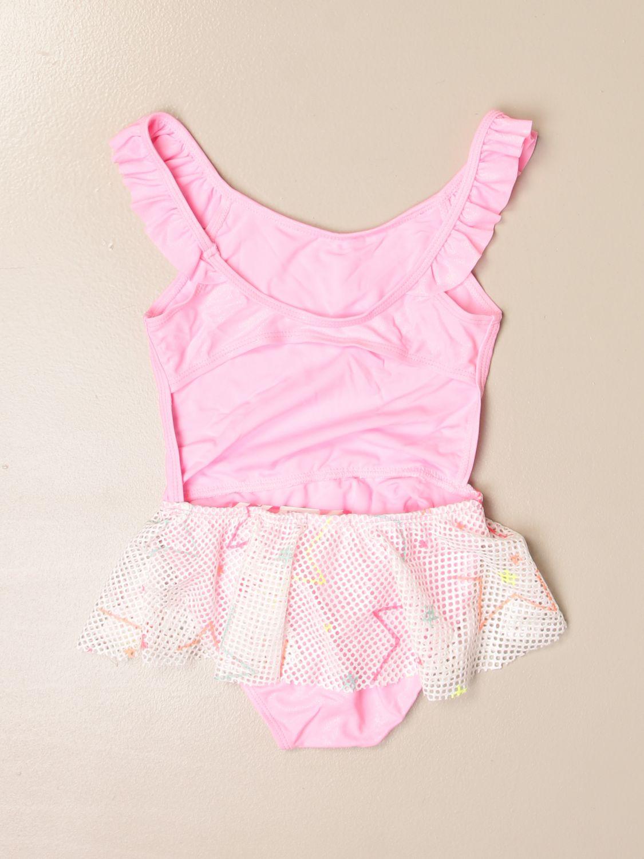 Bañador Billieblush: Bañador niños Billieblush rosa 2