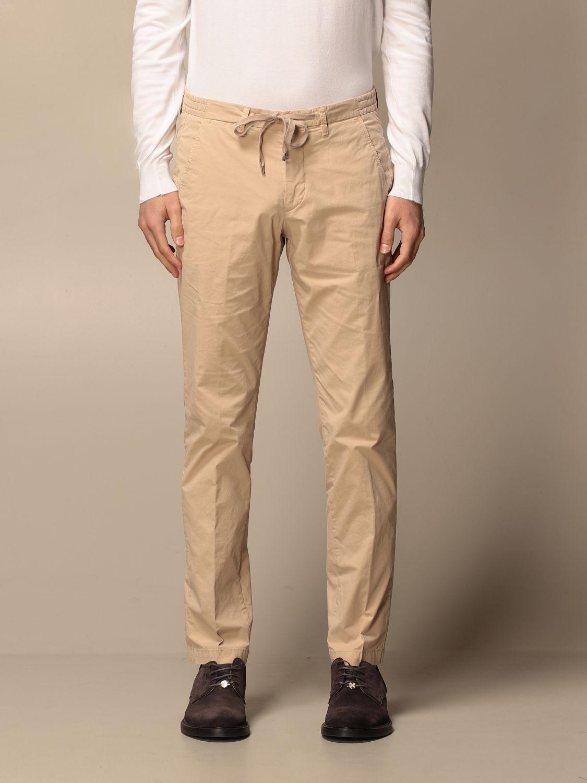 Trousers Briglia: Trousers men Briglia beige 1