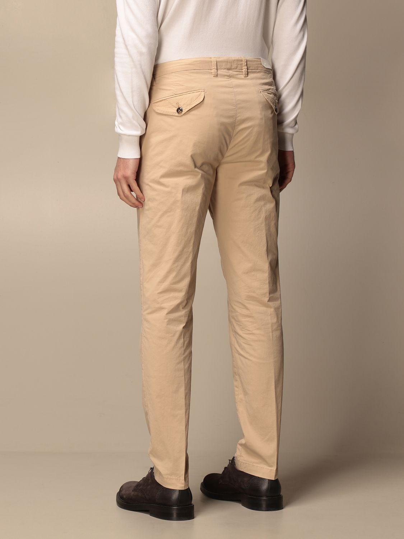 Trousers Briglia: Trousers men Briglia beige 2