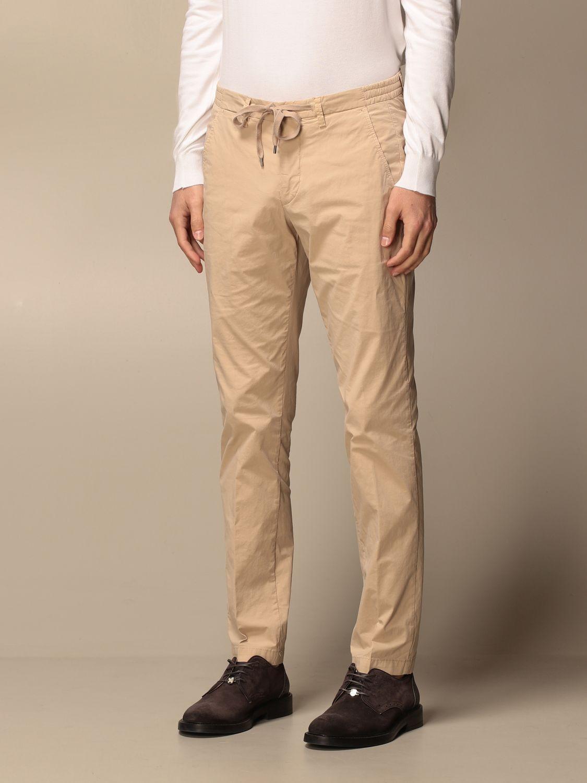 Trousers Briglia: Trousers men Briglia beige 3