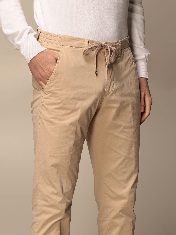 Trousers Briglia: Trousers men Briglia beige 4