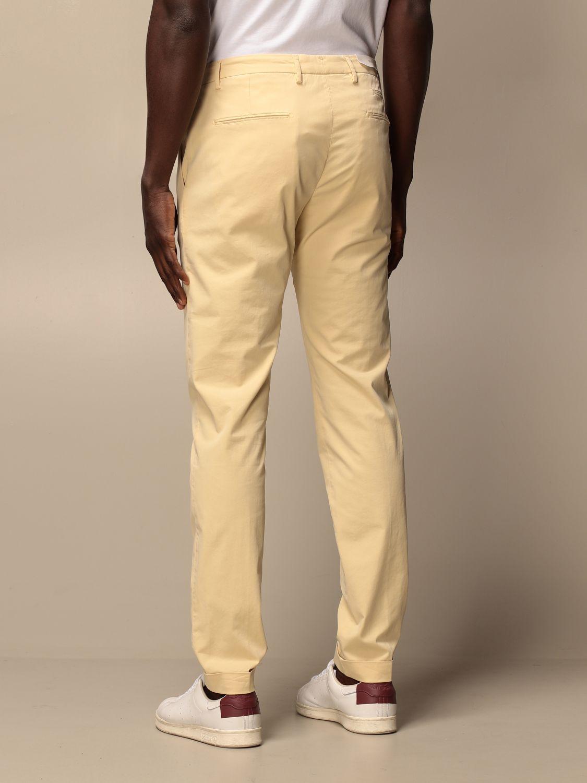 Trousers Briglia: Trousers men Briglia yellow 2