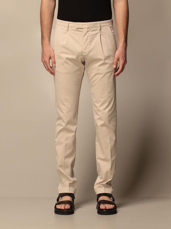 Pants Briglia: Pants men Briglia beige 1