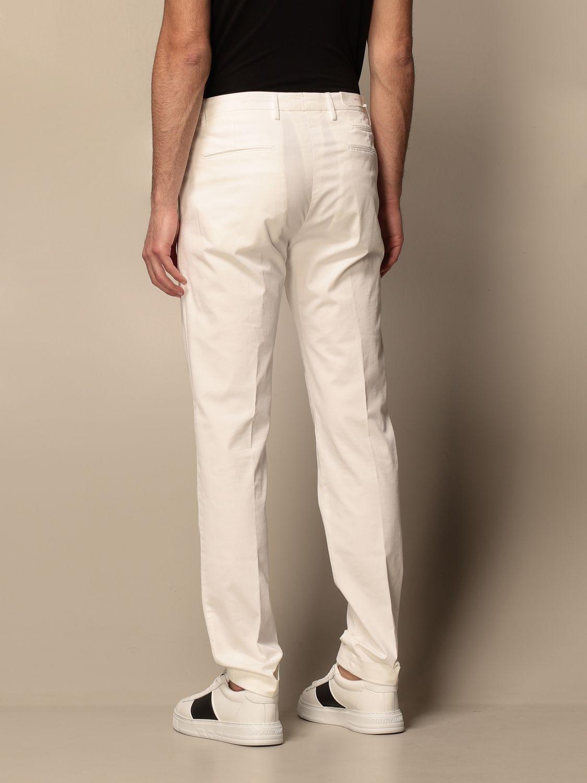 Trousers Briglia: Trousers men Briglia yellow cream 2
