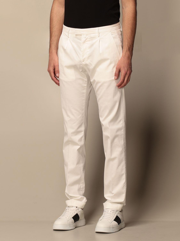 Trousers Briglia: Trousers men Briglia yellow cream 3