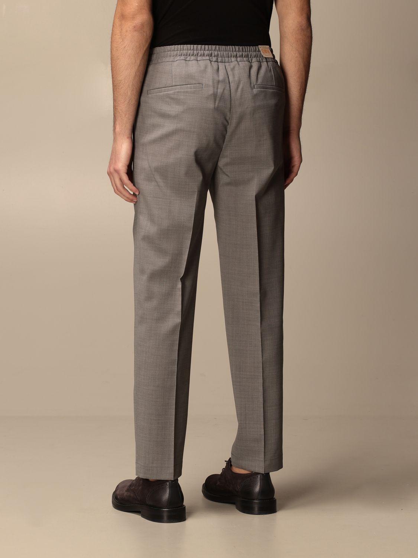 Pantalone Briglia: Pantalone jogging Briglia con tasche a filo grigio 2