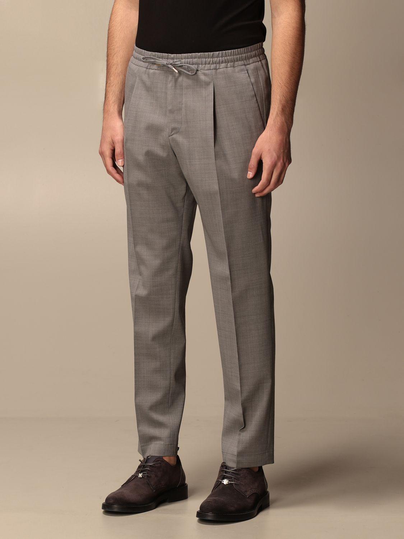 Pantalone Briglia: Pantalone jogging Briglia con tasche a filo grigio 3