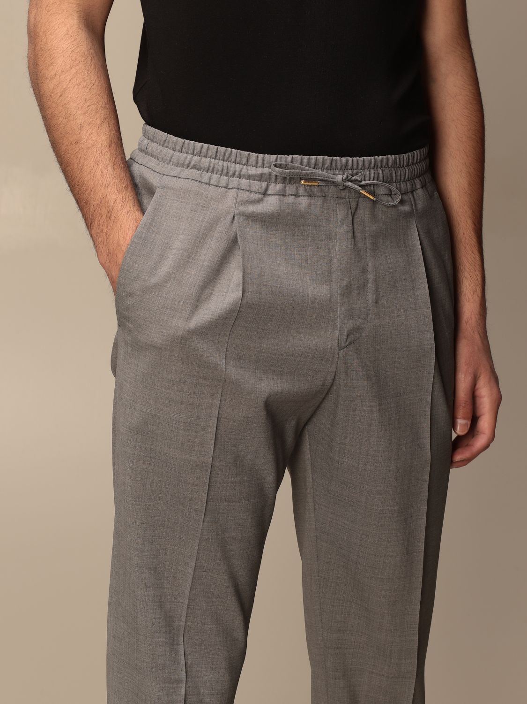 Pantalone Briglia: Pantalone jogging Briglia con tasche a filo grigio 4