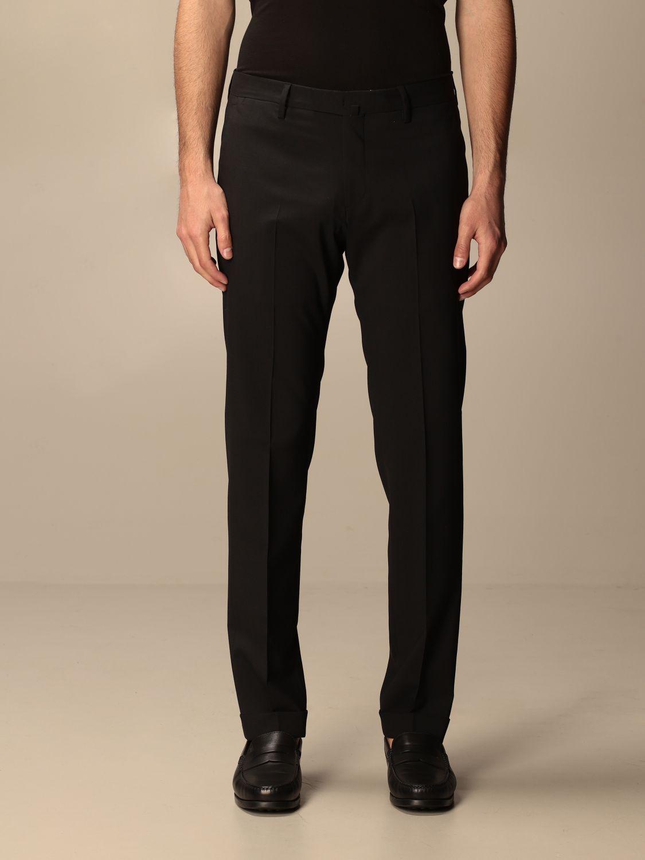 Pants Briglia: Pants men Briglia black 1