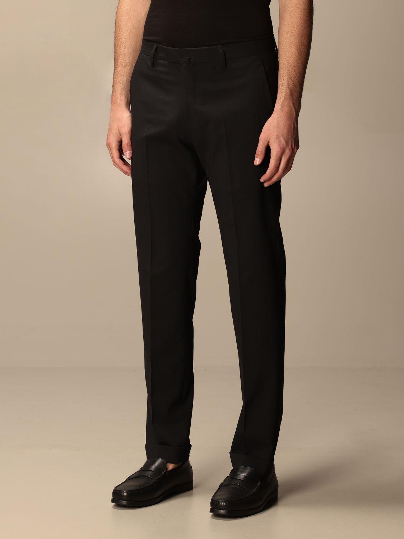 Pants Briglia: Pants men Briglia black 3