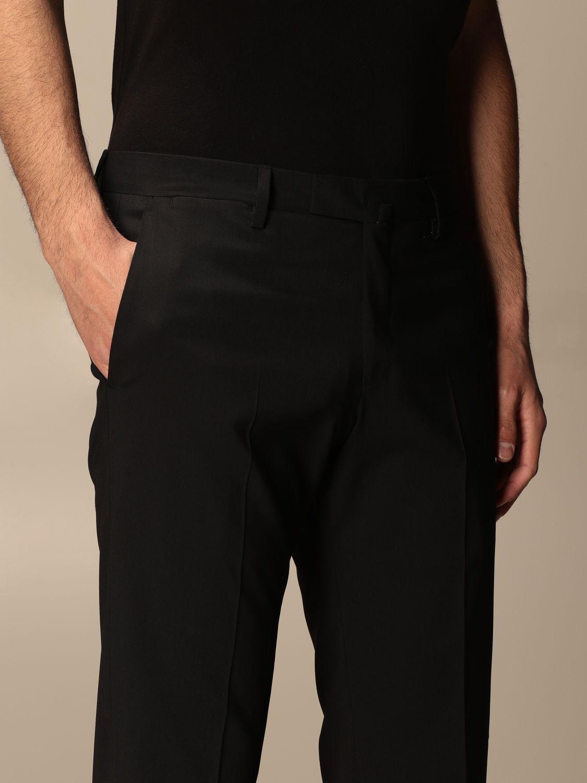Pants Briglia: Pants men Briglia black 4