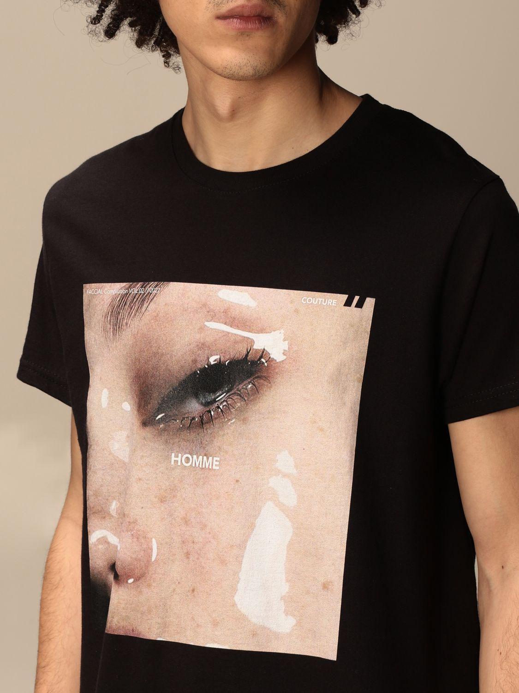 T恤 Daniele Alessandrini: 毛衣 男士 Daniele Alessandrini 黑色 3