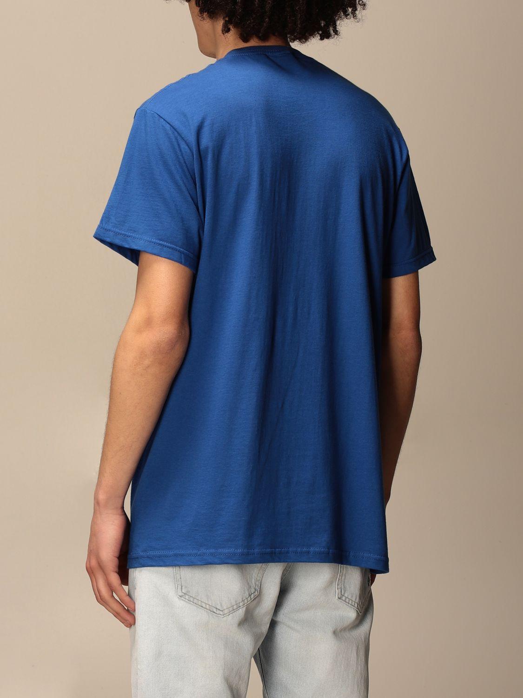 T-shirt Daniele Alessandrini: Jumper men Daniele Alessandrini royal blue 2
