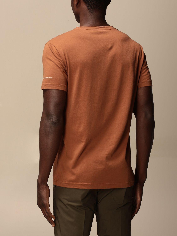 Camiseta Daniele Alessandrini: Jersey hombre Daniele Alessandrini tabaco 2