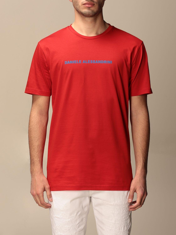 Camiseta Daniele Alessandrini: Jersey hombre Daniele Alessandrini rojo 1