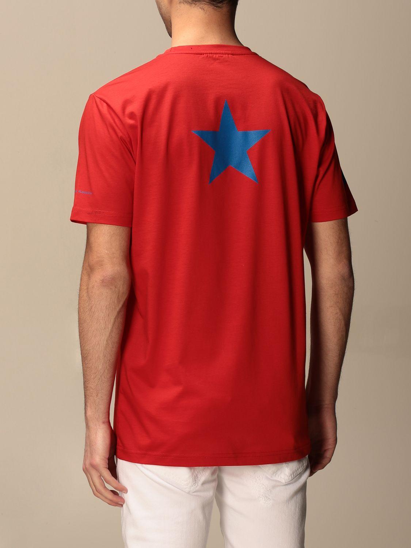 Camiseta Daniele Alessandrini: Jersey hombre Daniele Alessandrini rojo 2