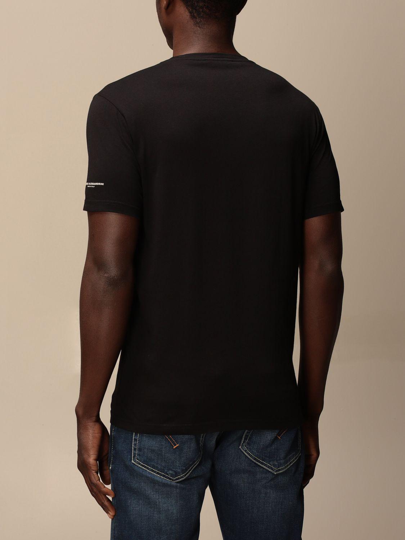 Camiseta Daniele Alessandrini: Jersey hombre Daniele Alessandrini negro 2