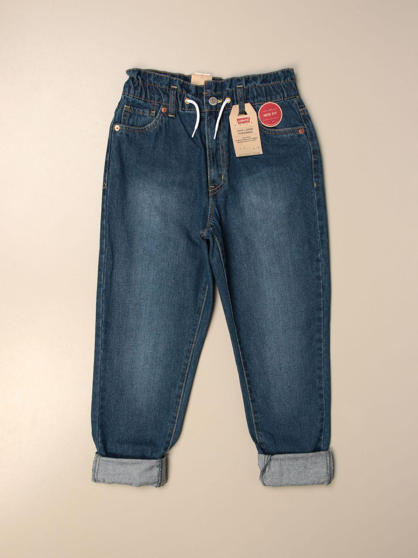 Jeans Levi's: Levi's jeans in two-tone denim denim 1