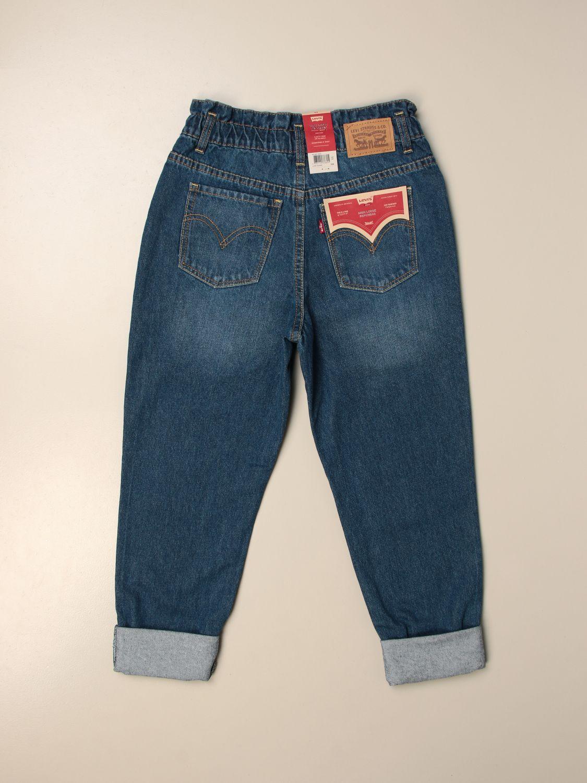 Jeans Levi's: Levi's jeans in two-tone denim denim 2