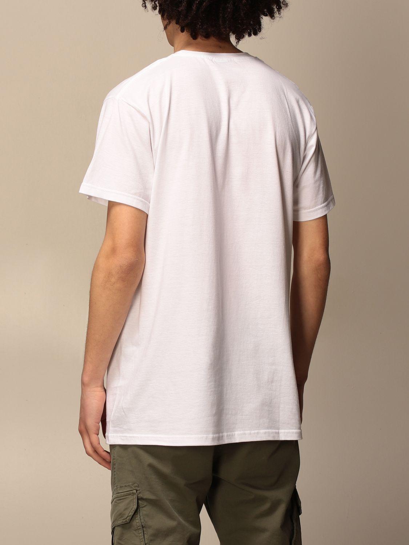 T-shirt Daniele Alessandrini: Pull homme Daniele Alessandrini blanc 2