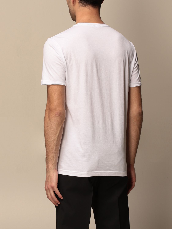 Camiseta Daniele Alessandrini: Jersey hombre Daniele Alessandrini blanco 2