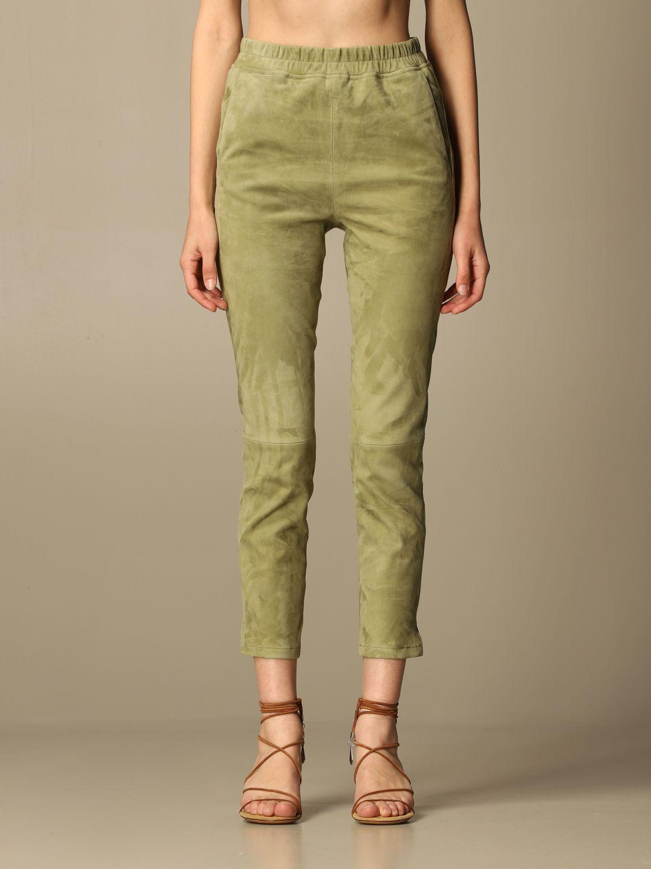 Pants Arma: Pants women Arma green 1
