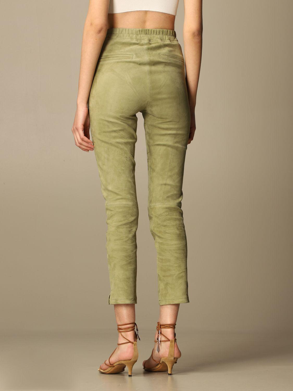Pants Arma: Pants women Arma green 2