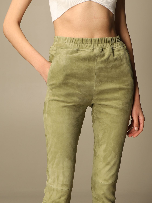 Pants Arma: Pants women Arma green 3