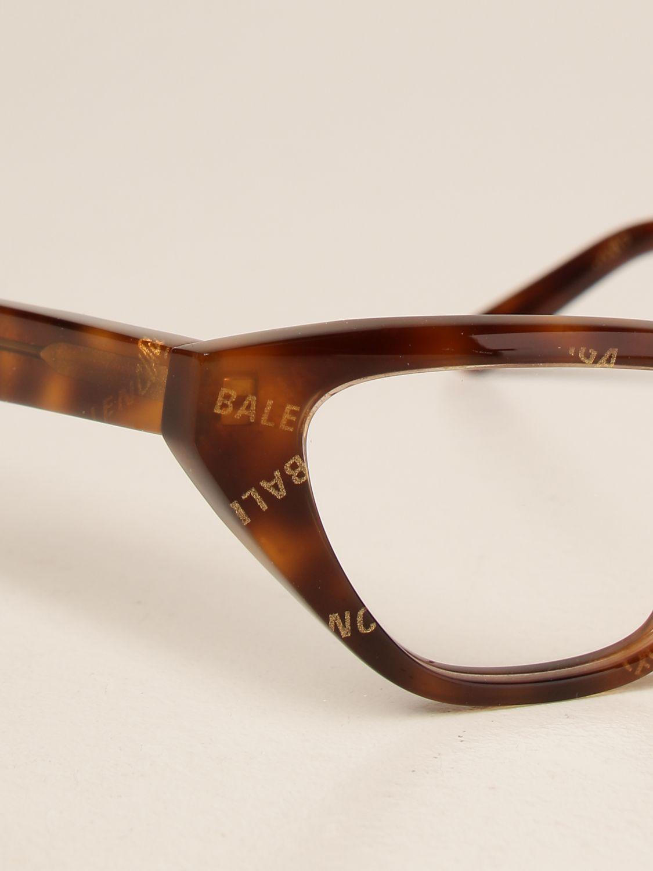 Солнцезащитные очки Balenciaga: Солнцезащитные очки Женское Balenciaga коричневый 4