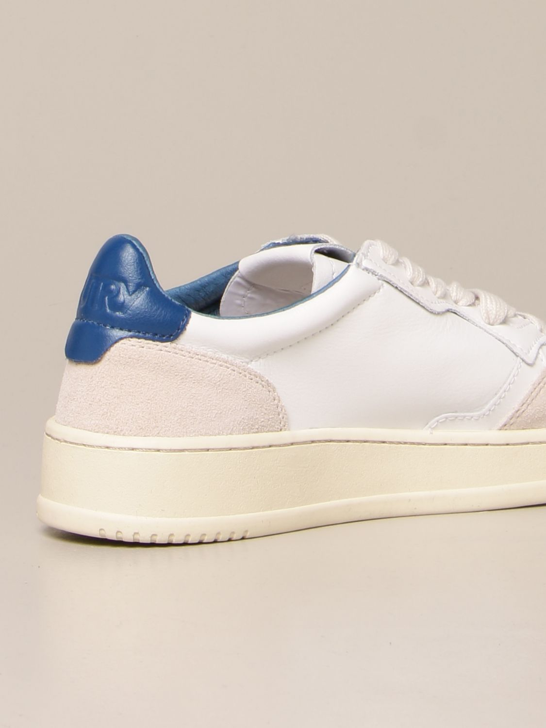 Sneakers Autry: Sneakers men Autry white 3