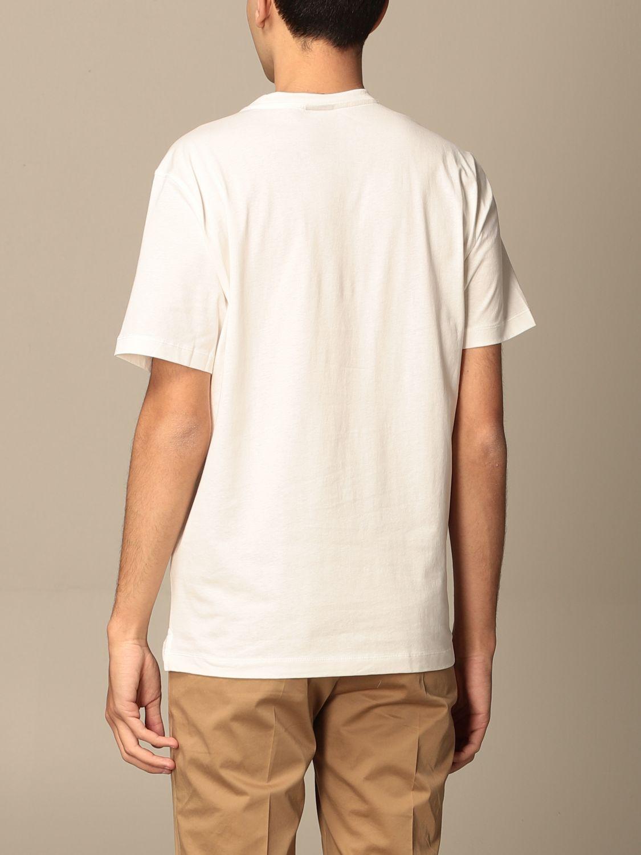 T-shirt Paul Smith London: T-shirt Paul Smith London con stampa bianco 2