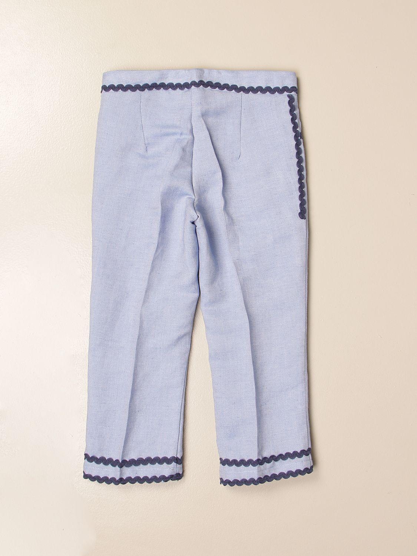 Pants Mi Mi Sol: Pants kids Mi Mi Sol sky blue 2