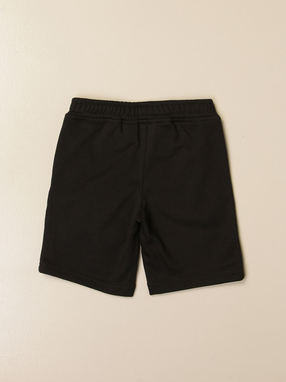 Pantalón corto K-Way: Pantalón niños K-way negro 2