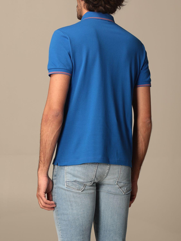 Polo shirt Brooksfield: Jumper men Brooksfield blue 1 2