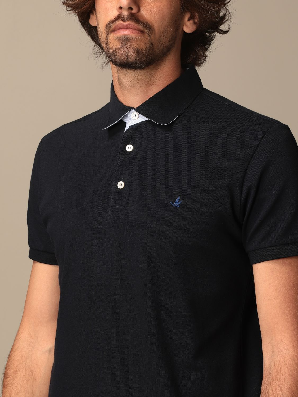 Polo shirt Brooksfield: Jumper men Brooksfield navy 3