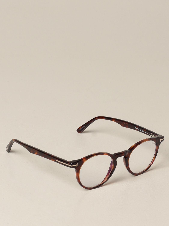 Brille Tom Ford: Brille herren Tom Ford braun 1