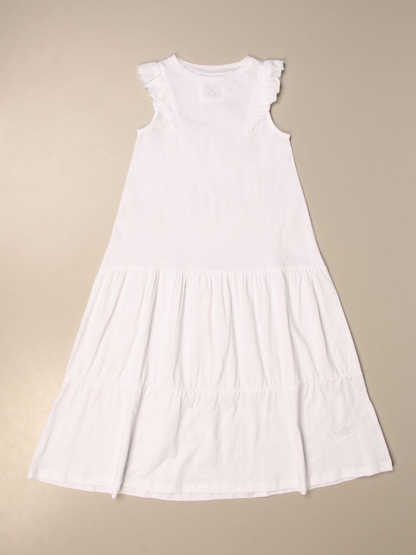 Dress Douuod: Dress kids Douuod white 1