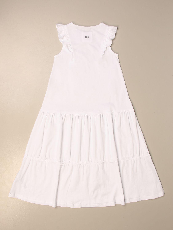 Dress Douuod: Dress kids Douuod white 2
