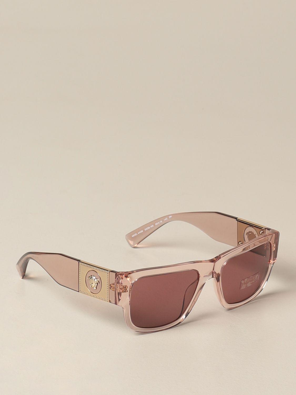 Солнцезащитные очки Versace: Солнцезащитные очки Женское Versace розовый 1