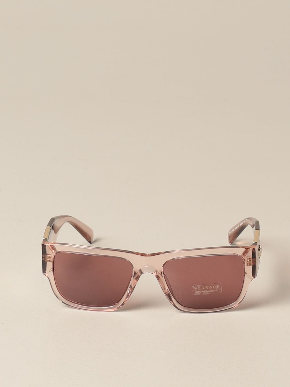 Солнцезащитные очки Versace: Солнцезащитные очки Женское Versace розовый 2